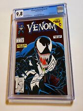 Venom Lethal Protector #1, 9.8 NM/MT CGC First Venom Solo Title White Pages
