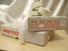+ scatola etichetta adesiva prezzi meto ONDULATA etichette (18.000) 26mm x 12mm