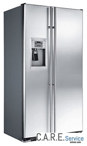 MABE GENERAL ELECTRIC Refrigerator IN Free Installation Side-by-Side ORE24CGFSS