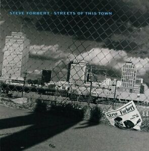 Steve Forbert + CD + Streets of this town (1988)