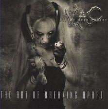 Velvet Acid Christ : The Art of Breaking Apart CD
