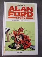 ALAN FORD STORY n° 61 (contiene i nn° 121 e 122) - MONDADORI CARTONATO - NUOVO
