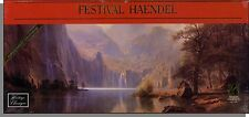 Festival Handel - New 4 CD, Classical Music Box Set! (French Language Titles!)
