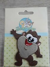 Baby Looney Tunes Taz Iron on Patch