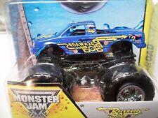 """""""BACKWARDS BOB"""" Hot Wheels Monster Jam ~ Color Change ~ 2013 ~ OFF ROAD edition"""