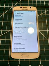 Original Samsung Galaxy S6 SM-G920V - 32GB - WHITE Verizon