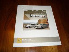Renault laguna folleto 10/2005 España