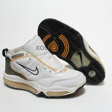 NEW VINTAGE NIKE AGGRESS FORCE AGASSI BASKETBALL GRAPHITE CARBON MEN US SZ 7