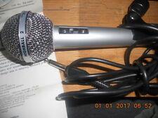 Realistic Highball -2 Dynamic Microphone in original Box Cat.# 33-985f