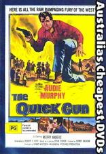 The Quick Gun DVD Postage Within Australia Region All