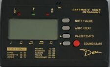 Dean Chromatic TunerMetronome*