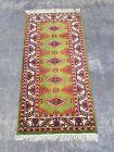 4x2 ft Vintage Rug Nomadic/Oriental Tribal Rug best quality unique wool rug