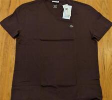 Mens Authentic Lacoste Pima Cotton V-Neck T-Shirt Vertigo 8 (3XL) $49