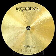 "Istanbul Agop Traditional Original Ride Cymbal 20"" 1899 grams"