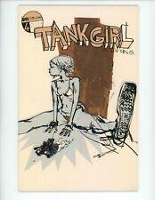 Tank Girl The Gifting#4 2007 NM- The Gifting IDW Comics by Alan C. Martin