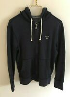 AMERICAN EAGLE OUTFITTERS Women's Blue Long Sleeve insulated Hoodie-Size S