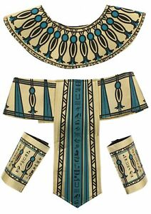 Zac's Alter Ego® Fancy Dress Egyptian Cleopatra Set