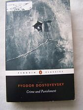 Penguin Classics Crime and Punishment ISBN# 0140449132