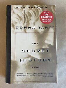 The Secret History by Donna Tartt PB Vintage Books 1992