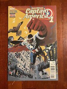 Sam Wilson Captain America #1 High grade Disney +