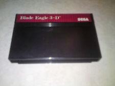 Blade Eagle 3-D sega master system