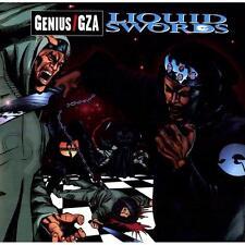 GENIUS/GZA - LIQUID SWORDS NEW VINYL RECORD