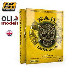 FAQ DIORAMAS The Complete Guide for Dioramas & Enviroments - AK Interactive 8000