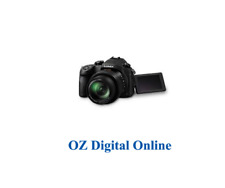 New Panasonic Lumix DMC-FZ1000 Camera 1 Year Au Warranty