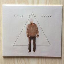 Z.TAO ADORE Tao Genuine CD China Only New Seal + 5 radom Post cards