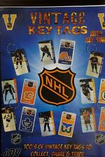 10 Vintage NHL Hockey Key chains for 5 dollars : 100's of players avail.
