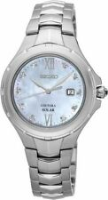 Women's Dress/Formal Adult Seiko Solar Wristwatches