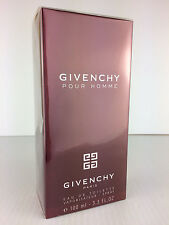 GIVENCHY POUR HOMME MEN COLOGNE EDT 3.3 OZ 100 ML NEW IN SEALED BOX