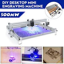 500mw 40x50cm Desktop Laser Engraving Machine Diy Logo Marking Printer Engraver