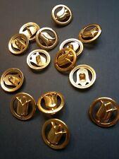 Jeans Knopf 10 stück Eisen mit kristall  knöpfe 20,5 mm #75#