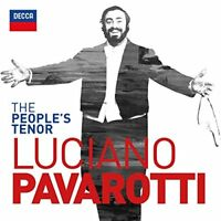 Luciano Pavarotti - The People's Tenor [CD]