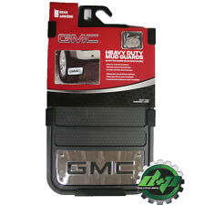 GMC REAR heavy duty 12x23 mud guards flaps mudflaps stainless steel gm ss set