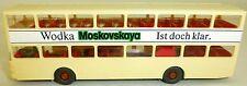 Moskovskaya werbebus 69 reichstag imprimé on sd 200 de wiking bus 1:87 hv3å