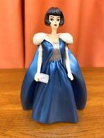 Barbie 1965 Midnight Blue Danbury Mint Figurine w/ Box - 1993 Mattel
