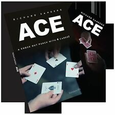 ACE (Cards and Online Instructions) by Richard Sanders - Trick - Magic Tricks