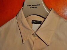 Mens Vintage Comme des Garcons Dress Shirt 1980's size Large