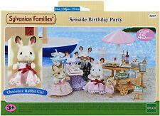 Sylvanian Families 5207 Strandparty Set Seaside Birthday Party Picknick Neu OVP