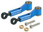Microheli Aluminum Main Blade Grip Arm (BLUE)(for DFC Main Rotor series)