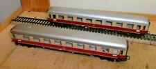 2 x Märklin H0 4085 IC / TEE - Abteilwagen der Deutschen Bundesbahn
