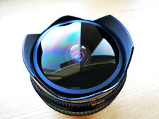 Konica UC Hexanon AR 15mm F2.8 fish eye lens