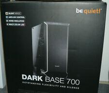 BE QUIET | BGW23- DARK BASE 700 | MIDI TOWER | E-ATX/ATX/M-ATX/MINI-ITX |SCHWARZ