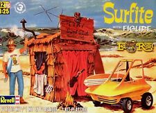 Revell Monogram 1:25 ED Roth surfite Custom Voiture et Figure Model Kit
