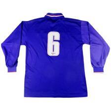 1995-96 Fiorentina SHIRT Home Match Worn #6 P XL SHIRT MAILLOT TRIKOT