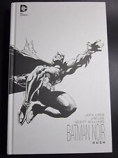 DC Comics Batman Noir Hush Hardcover Used