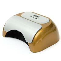 48W LED UV Nail Polish Dryer Lamp Gel Acrylic Curing Light Spa Professional Kit
