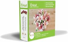 Cricut Cartridge 3D Floral Home Décor - Cricut Cutting Machine Accessories